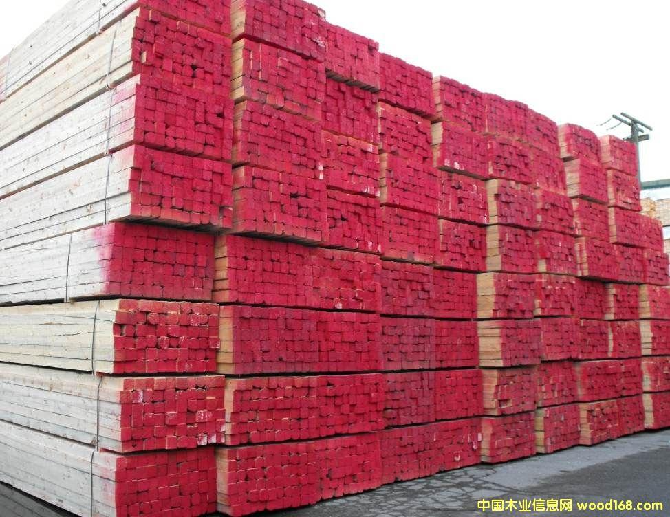 spf木材-中国木业信息网专题报道