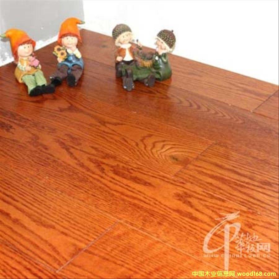 红橡木地板坯料-中国木业信息网专题报道