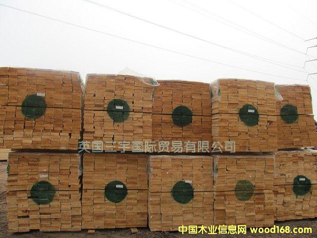 优质家具级智利辐射松木板材