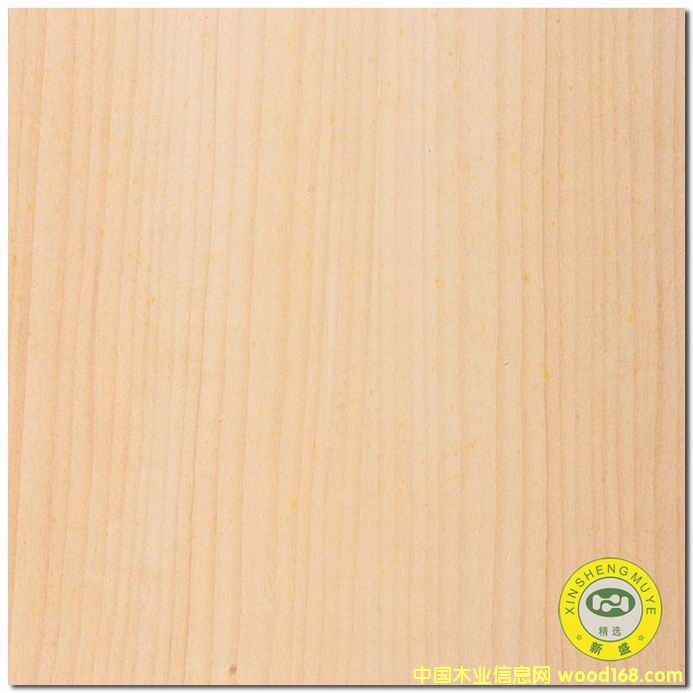 【广新盛】天然安格利/昆士兰樱桃直纹原木木皮饰面板
