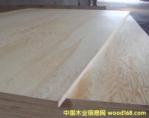 全松木胶合板--地板衬板