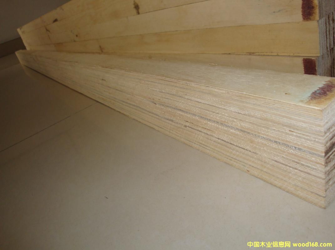 出口免熏蒸,杨木LVL木方,包装用LVL木方