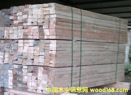 建筑用方木