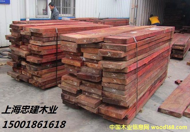 非洲红花梨Padouk板材