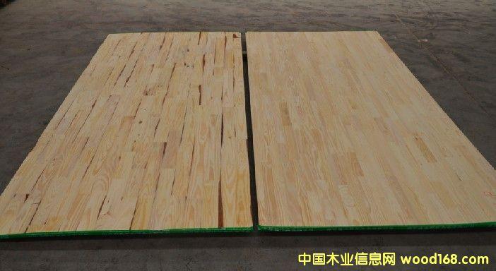 松木指接板P级(厚1.8cm)