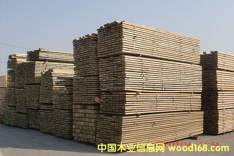 大特价  樟子松防腐木 仅售1700元/立方米
