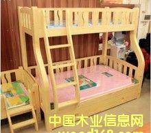 实木母子床的详细介绍