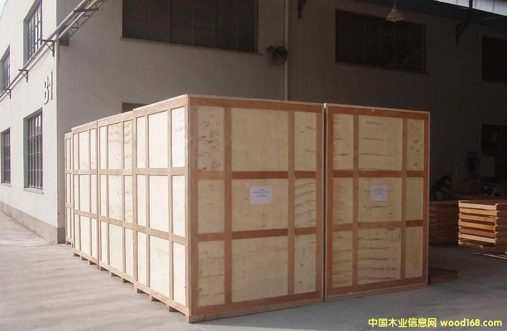 大型木包装箱的详细介绍
