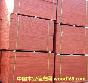 高强度建筑木胶合板