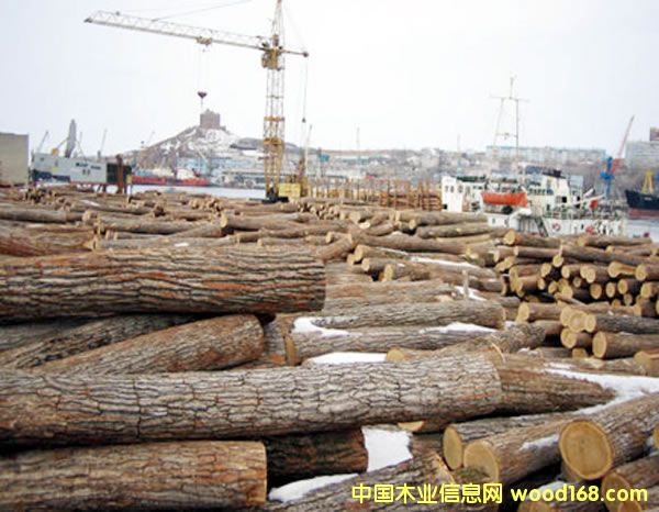 俄罗斯木材港口 的详细介绍