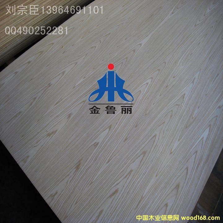 白橡贴面板