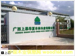 广西上思华夏丰林木业