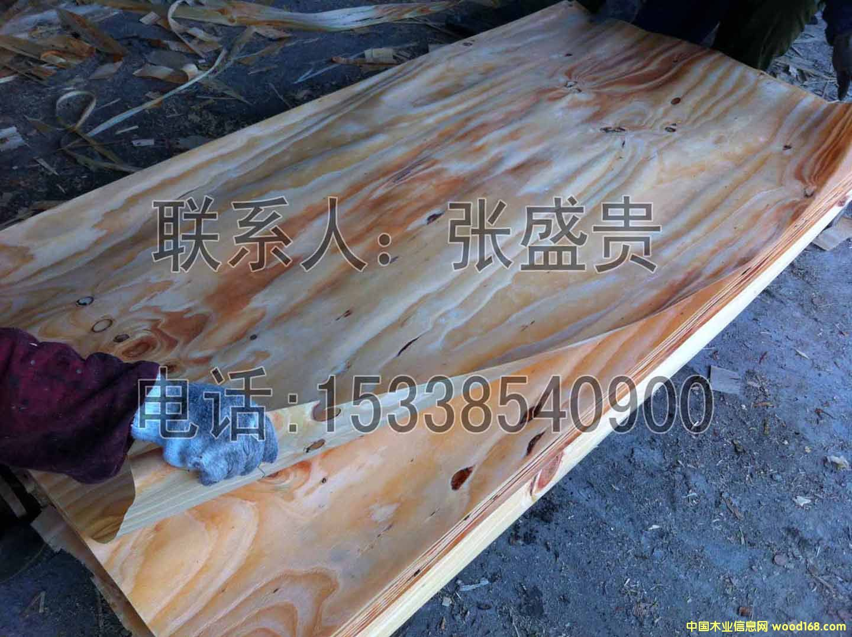 松木单板 面板1.0MM