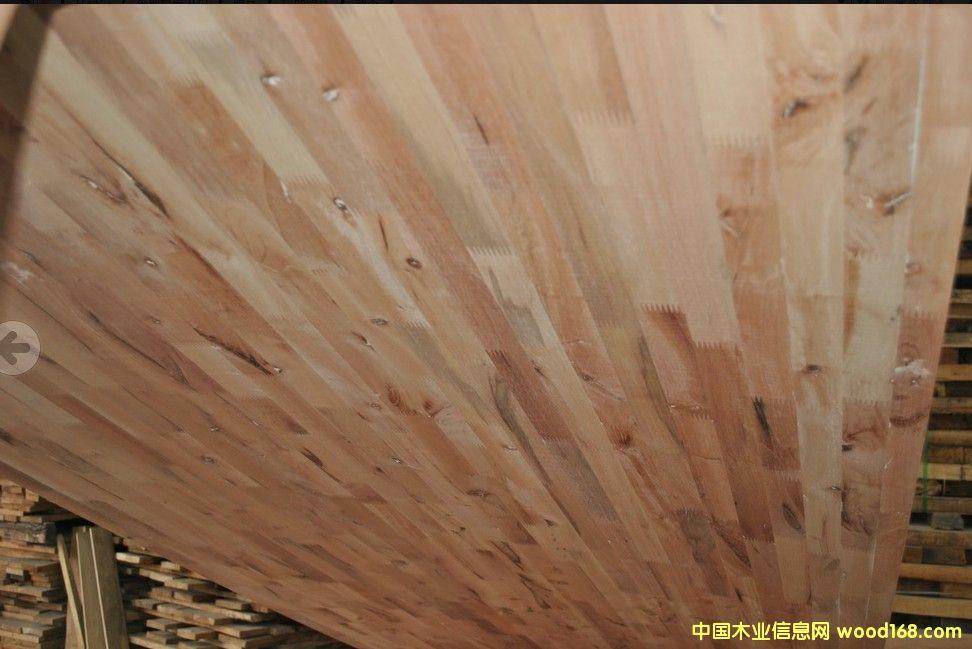 杂木有节指接板