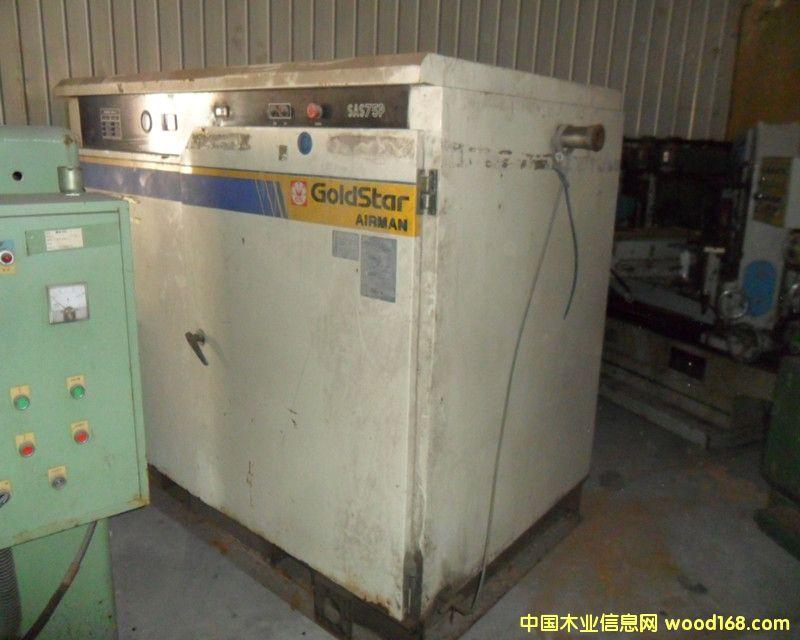 75千瓦螺杆空压机