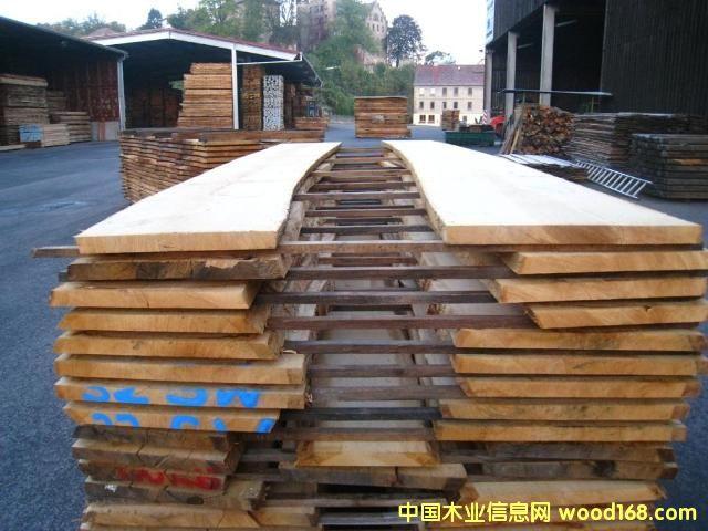 欧洲白橡木板材3