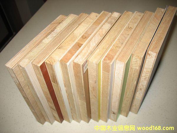三聚氰胺细木工板