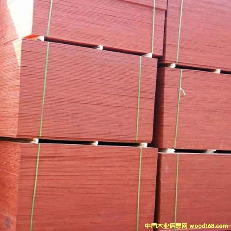 供应中南神箭1830X915X(13-17mm)红木模板