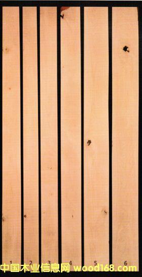 CAB橱柜级榉木砂光板材26mm厚