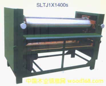 河北邢台华隆机械;三轴单面滚胶机BTJ140X3