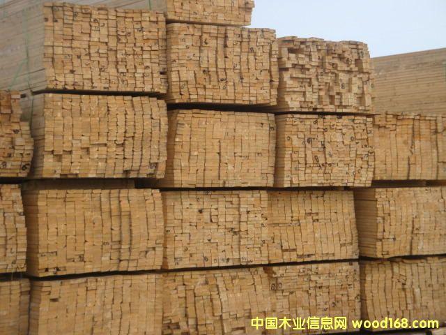 白松木材建筑木方