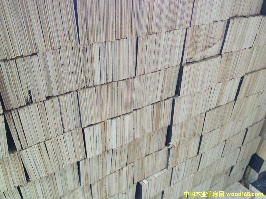 胶合板木墩