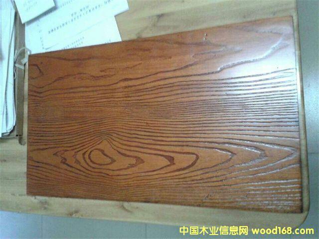 水曲柳纹面实木集成材