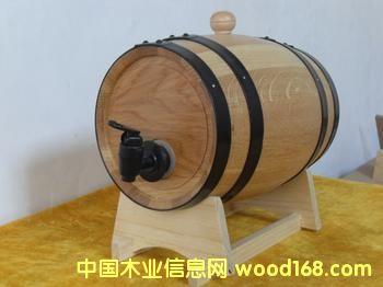 曹县庄寨奇森木业橡木酒桶