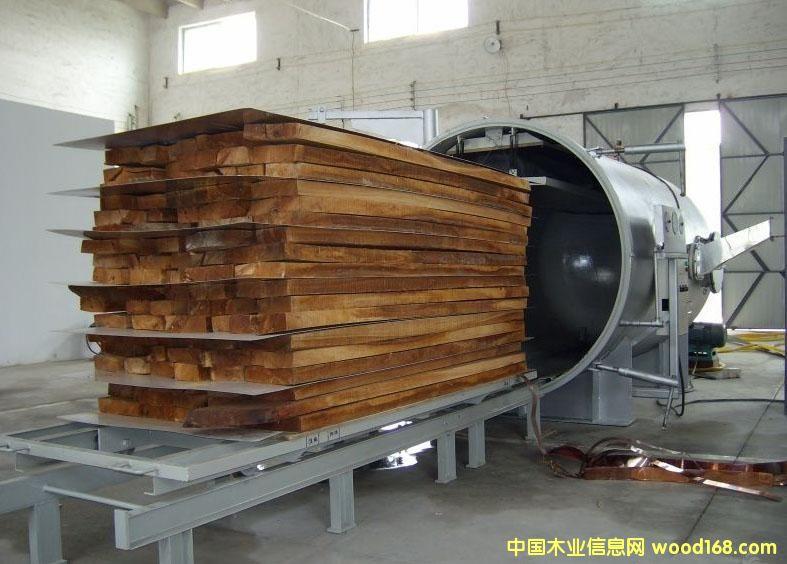 临朐中远干燥圆形木材真空烘干机