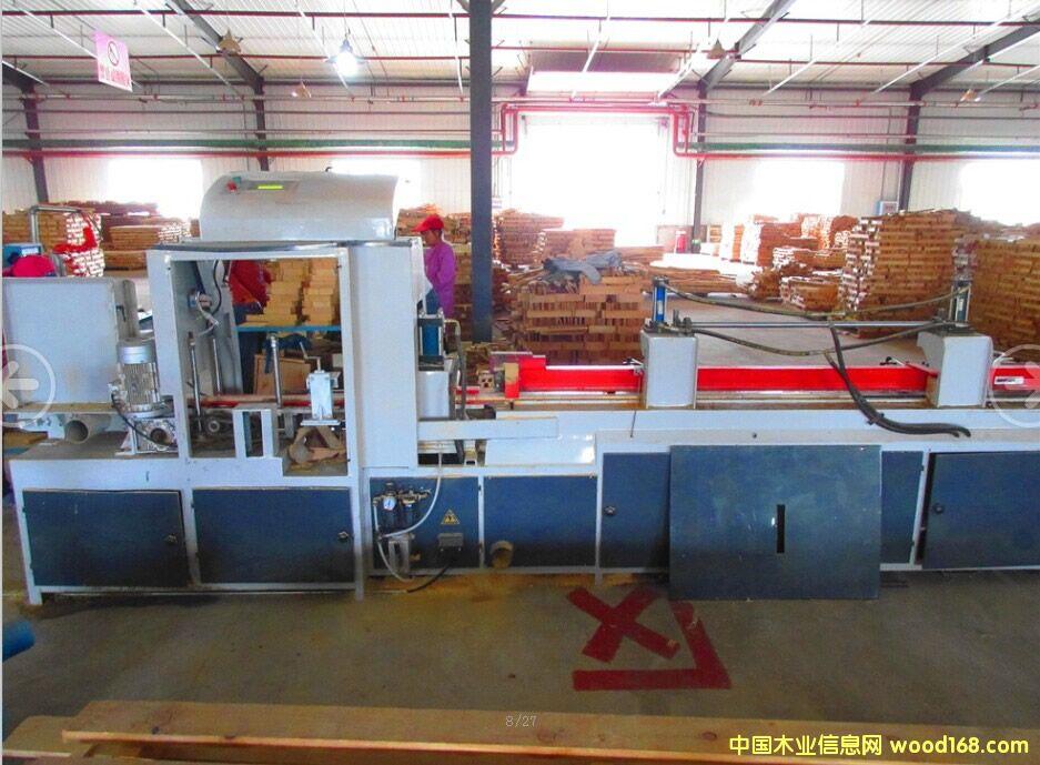 满洲里森诺人造板厂房设备