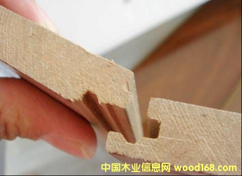 UNILIN和Välinge专利强化木地板锁扣