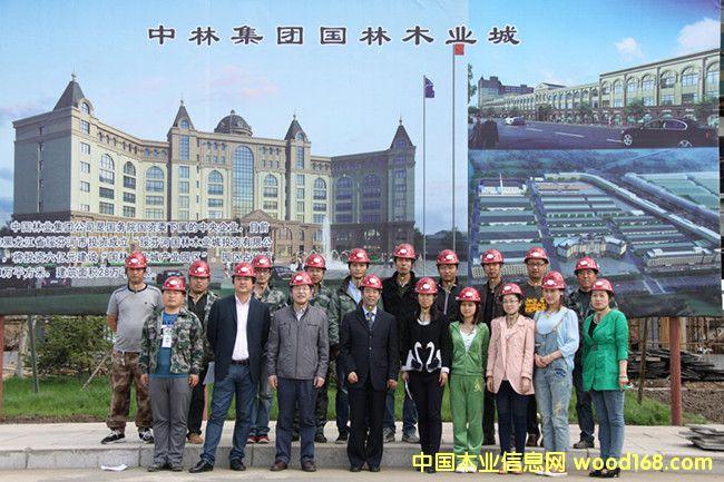 中林集团国林木业城