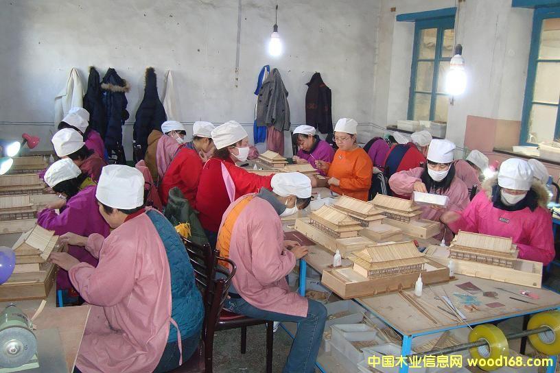 山东龙口市博文木艺厂