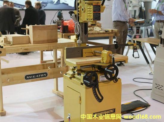 北京木工展上首次引进美国传奇木工机械品牌POWERMATIC