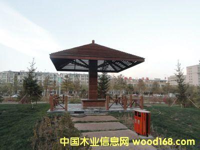 宁夏东升防腐木业