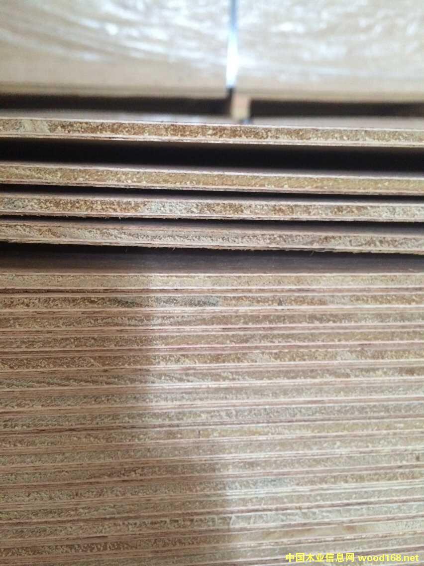 胶合板 3.0MM奥古曼 四层芯结构
