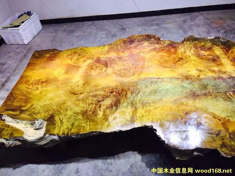 金丝楠木树瘤雕件原料