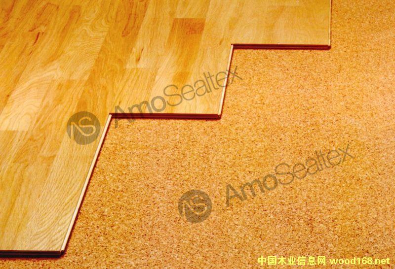 地板下防潮隔音软木垫
