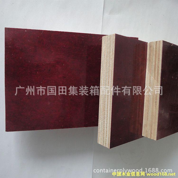 覆膜竹胶板