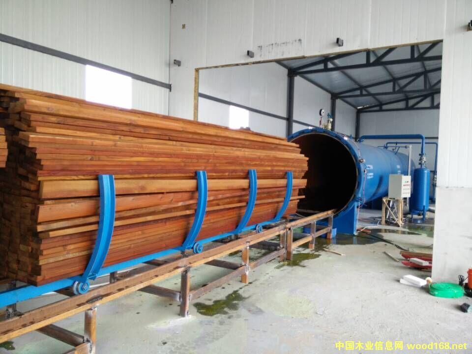 锦旭木材防腐浸渍设备-中国木业信息网产品展示中心