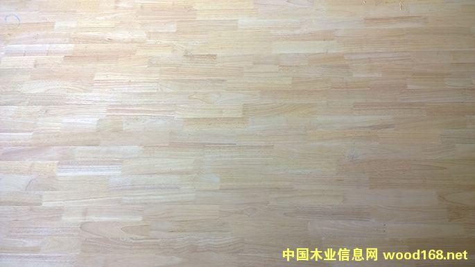 橡胶木指接板厂家