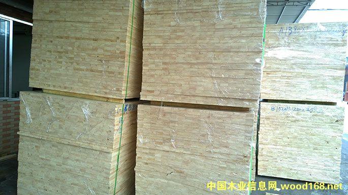 泰国橡胶木指接板