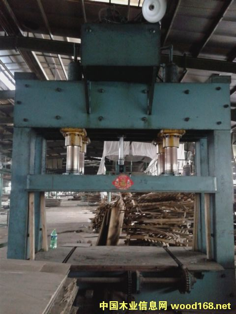 山西秋林4缸4*8尺冷压机