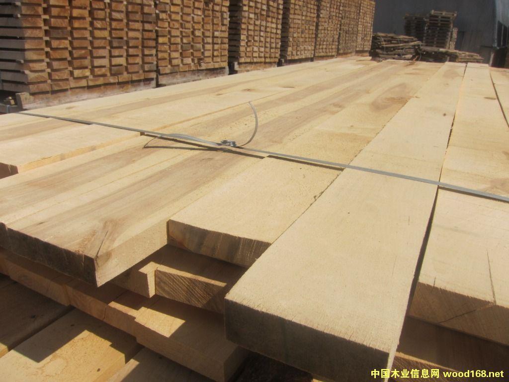 FSC桦木烘干板材