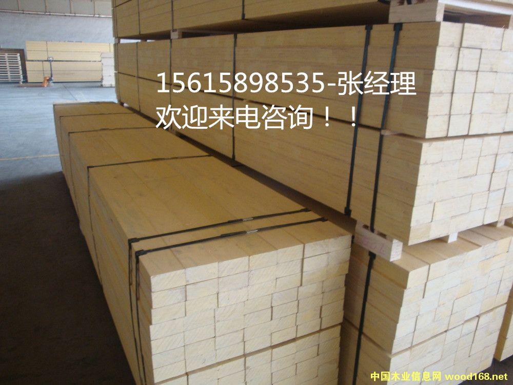 玻璃包装板lvl免熏蒸木板条lvl