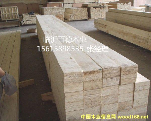 包装箱用夹板LVL顺向木方合成LVL木方