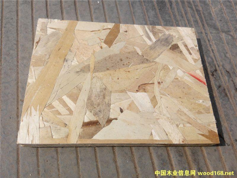 9mmOSB木别墅内外墙板