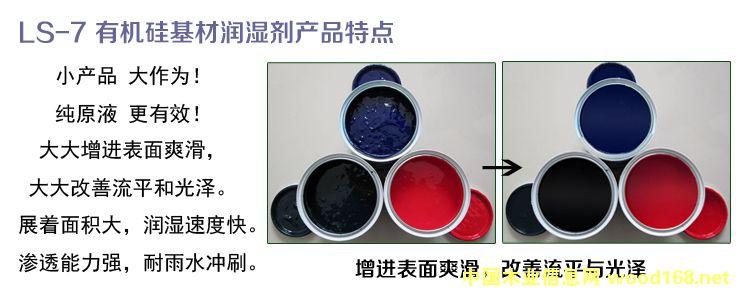 济南绿赛有机硅润湿流平剂