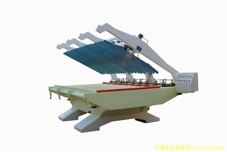 液压拼板机PB-25B型的详细介绍