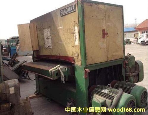 台湾1.3米砂光机